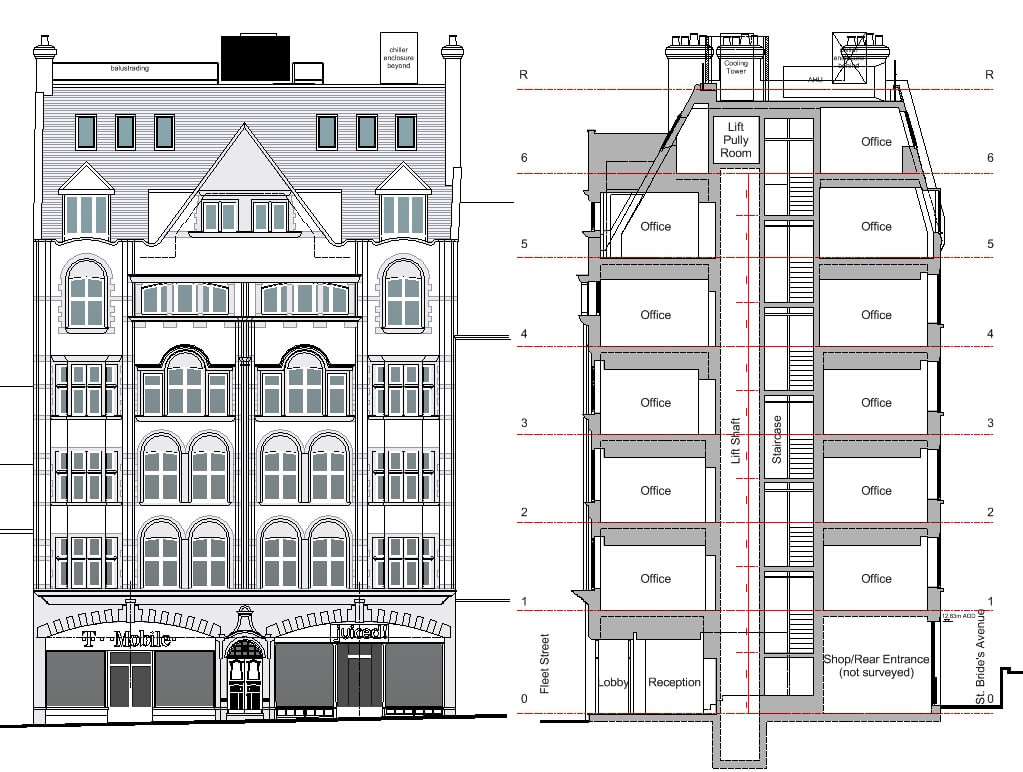 Planning permission drawings in Teddington, Twickenham, Kingston, Kew, Richmond, Surbiton, Surrey, South West London