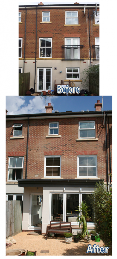 Ealing Before+After