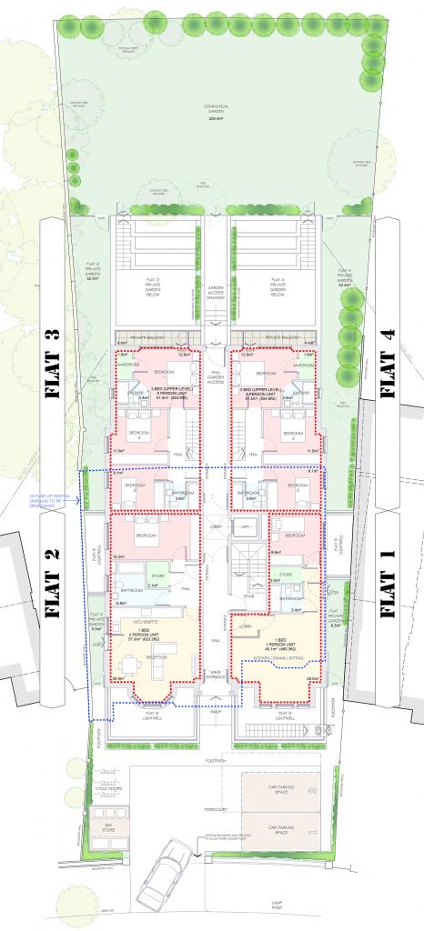 Planning Drawing - Site Plan